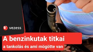 Ezt nem tudtad a benzinkutakról, a tankolás és ami mögötte van - Gajdán Miklóssal | Vezess TV