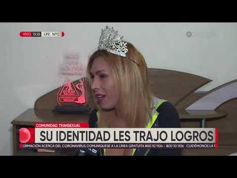 VIDEO: MATRIMONIO TRANS ES SOLO PARA LOS QUE CAMBIARON SU IDENTIDAD