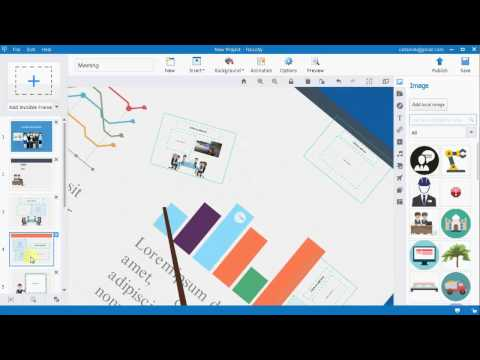 Easy-to-use PowerPoint Alternative - Focusky to Build Non-linear Presentations