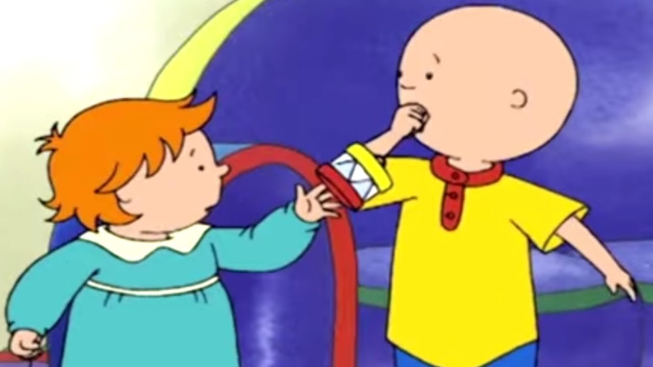 Download Caillou English Full Episodes | Caillou upsets Rosie | Cartoons for Kids | Caillou Holiday Movie