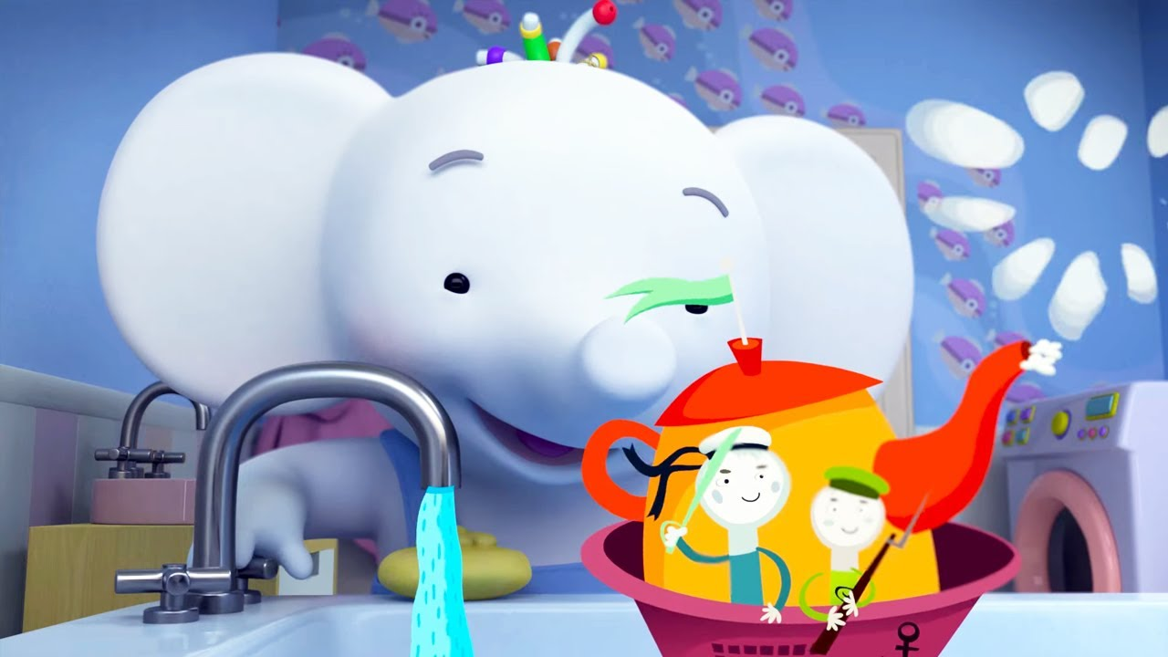 Тима и Тома ? Посуда | Приключения Комедия Мультик для детей