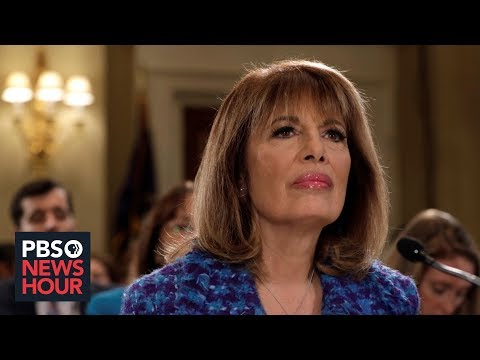 PBS NewsHour: Speier questions why White House won't let Mulvaney, Bolton testify in inquiry