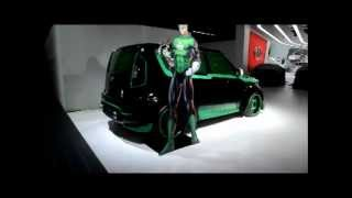 Kia Batman Aquaman Inspired Editions 2012 Videos