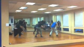 """Words I Never Said"" choreography by Cassandra Stoppel"