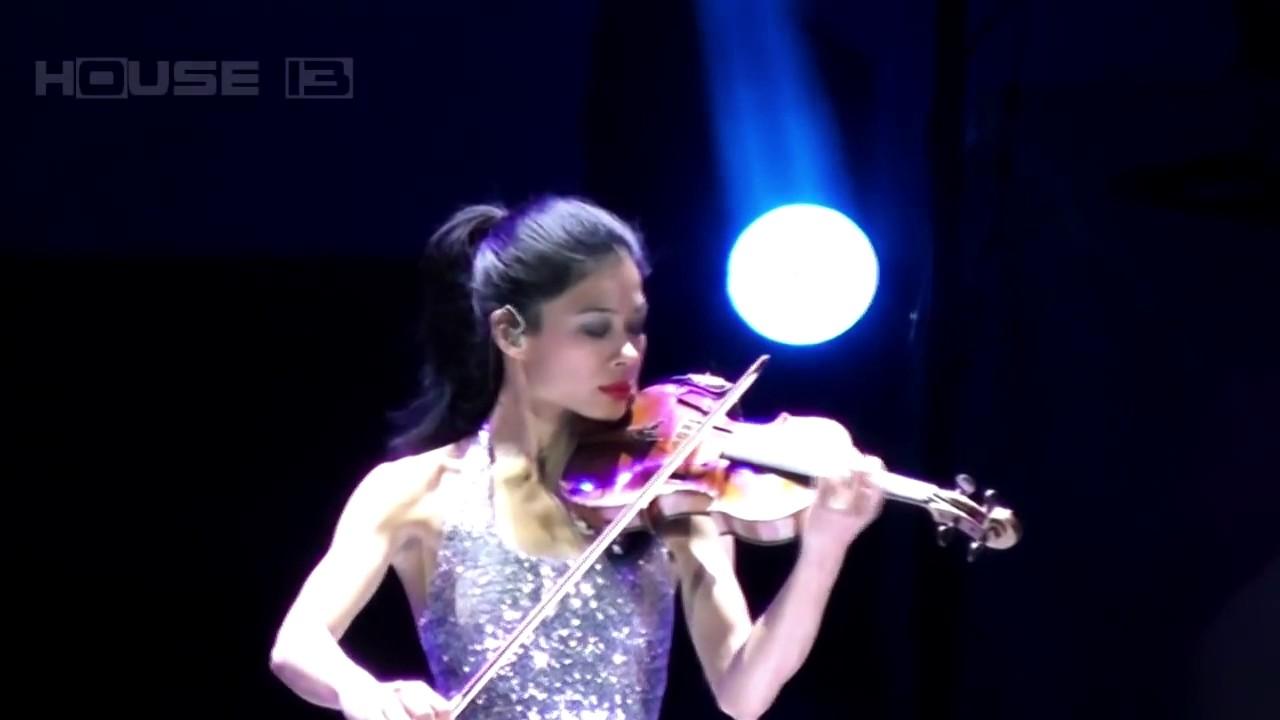 Vanessa Mae Full Concert at Crocus City Hall 2012 - YouTube