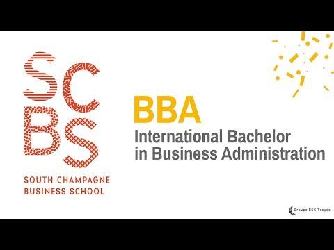 Le BBA de SCBS en 1 minute !
