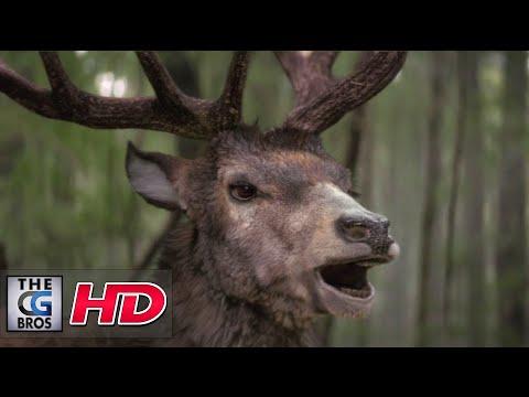 """CGI 3D/VFX Breakdown: """"Hunt: Breakdown"""" - by AltVFX"""