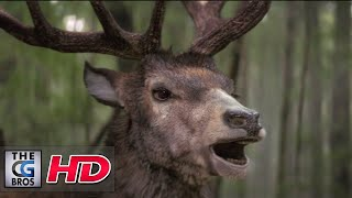 "CGI 3D/VFX Breakdown: ""Hunt - Hilux: Breakdown"" - by AltVFX"