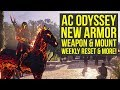 Assassin's Creed Odyssey Underworld Mythical Armor, Best Weapon, Mount & More (AC Odyssey DLC)