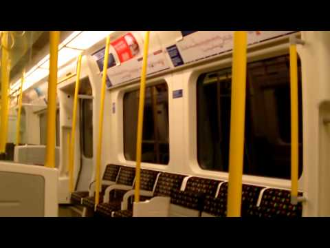 London Underground S7/S8 Stock Observations 2013/2014