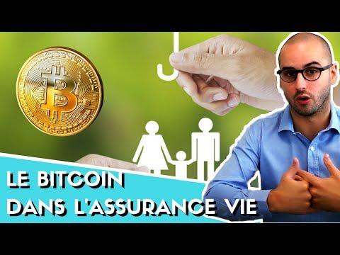 Le Bitcoin dans les assurances vie [Loi Pacte]