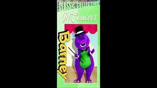 Barney In Concert (2000 Lyrick Studios VHS Rip)