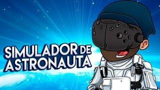 SIMULADOR DE ASTRONAUTA EN REALIDAD VIRTUAL (HTC VIVE) | iTownGamePlay