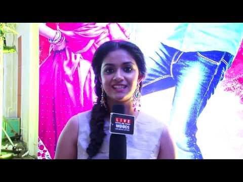 Actress Keerthi Suresh  | Rajinimurugan Exclusive interview