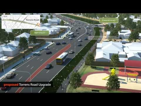 South Road upgrade - Torrens Road to River Torrens