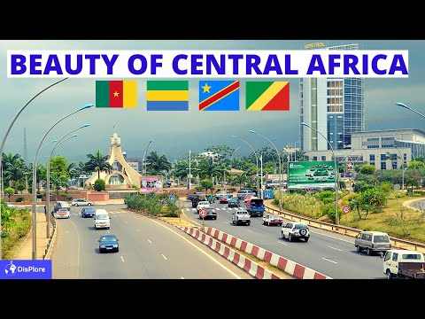 Discover the BEAUTIFUL CITIES of CENTRAL AFRICA - Beauty of Central Africa