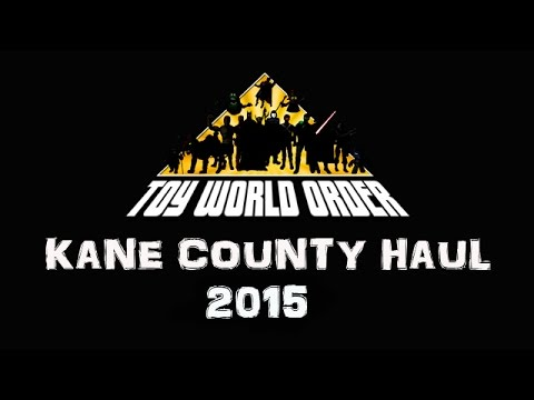 Kane County Fall 2015 HAUL Video with Dave Draper and A. Das Baron!