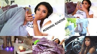 Fall Morning Routine 2015!!