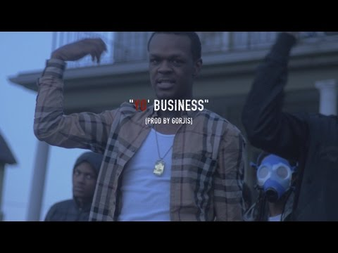 "YPN Kes ft Mari Boys Quack Quack & P merc ""Yo' Business"" [Prod  By Gorjis] (Official Music Video)"