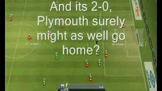 Plymouth V Liverpool FA Cup Fifth Round CM 2008