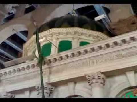 roza e hazrat yahiya(asw) in yazid darbar(shaam 2009) Travel Video