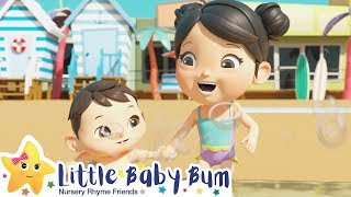 Learn To Swim ! | Learning Videos | Kids Videos | ABCs and 123s