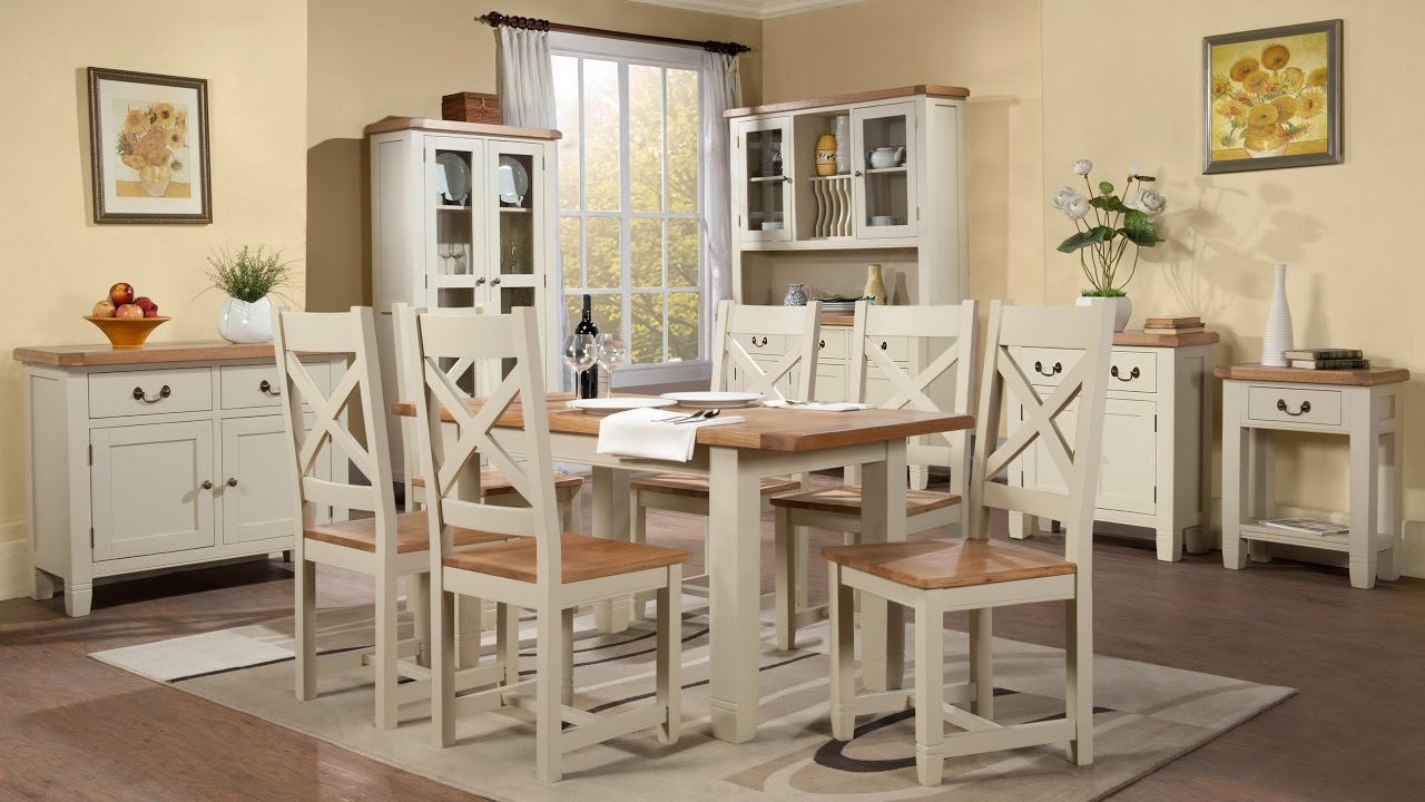 Painted Oak Living Room Furniture Ideas - YouTube