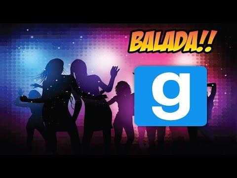 BALADINHA SHOW!!  - Gmod Murder