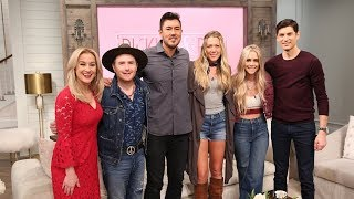 Colbie Caillat is Here with Her New Band Gone West! - Pickler & Ben