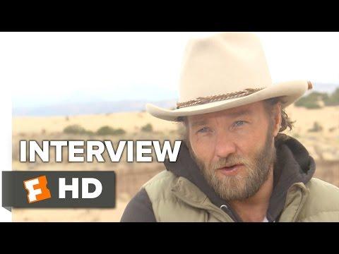 Jane Got a Gun Interview - Joel Edgerton (2016) - Natalie Portman, Ewan McGregor Movie HD streaming vf