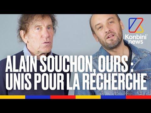 """Alain Souchon et Ours organisent un concert pour lutter contre """"la maladie des coccinelles"""""""