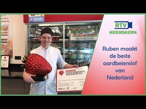 De beste aardbeienslof van Nederland 2021