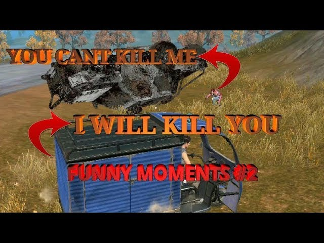Rules Of Survival Funny Moments #2