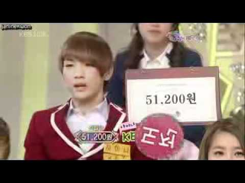 (Eng Sub) Star Golden Bell 272 (7_9) SHINee Super Junior