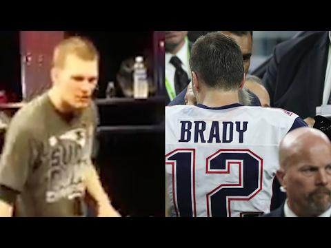 Tom Brady's Jersey STOLEN After Super Bowl 51 Win - List of Suspects