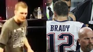 Tom Brady's Jersey STOLEN After Super Bowl 51...