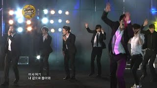 【TVPP】2AM + 2PM - Place Where You Need To Be, 니가 있어야 할 곳 @ K-POP All Star Live in Niigata