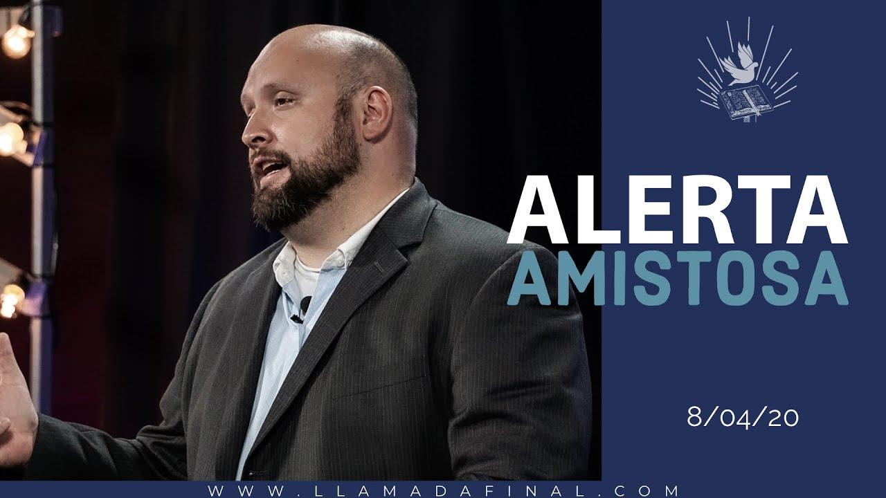 Alerta Amistosa | Amos 3:7 |  Pastor Pablo Azurdia  | Culto Online