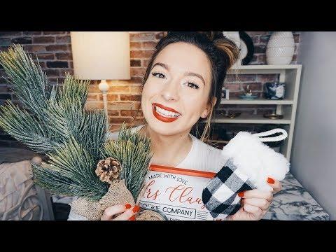 CHEAP and CUTE Christmas Decor 2019 | Hobby Lobby + Target HAUL