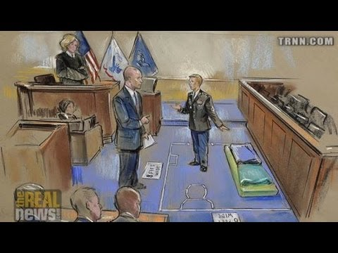 Manning Testifies About His Torture; Was it Aimed at Turning Him on Assange?