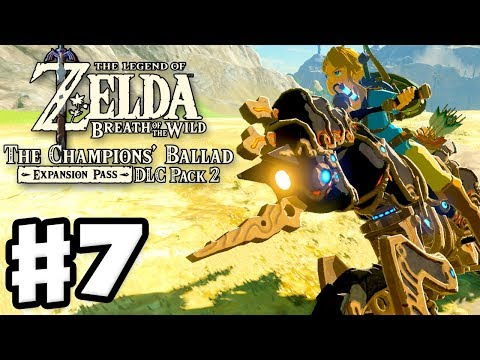 Master Cycle Zero! - The Legend of Zelda: Breath of the Wild