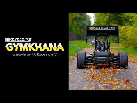 KA-RaceIng Gymkhana