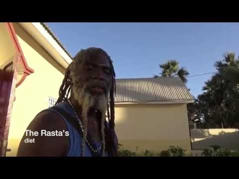 Ital Rasta in Africa, The Gambia. part two.