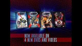 X-Men Evolution Season 1 DVD Trailer