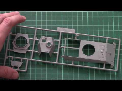 Modelcollect 1/72 V1 on E50 Body (UA72073)...