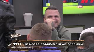 Zadruga 3   Ceca Spustila Miljanu A Onda Odgovorila Da Li Bi Bila Sa Tomovićem   14.10.2019.