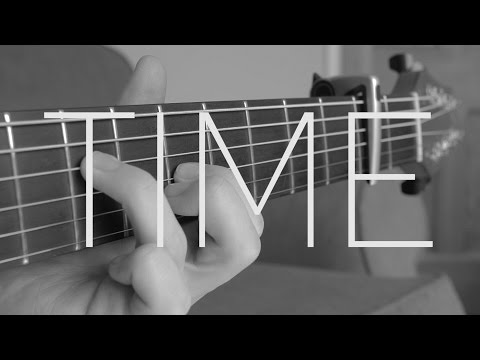 Inception - Time - Hans Zimmer - Fingerstyle Guitar Cover by James Bartholomew