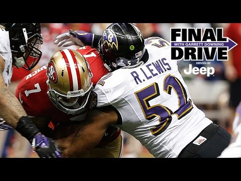 Ray Lewis Shares Crazy Super Bowl XLVII Story | Final Drive | Baltimore Ravens