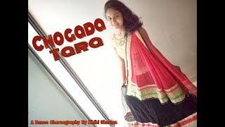 Chogada Tara | LoveRatri | Garba Dance | Choreography | Nidhi Sharma