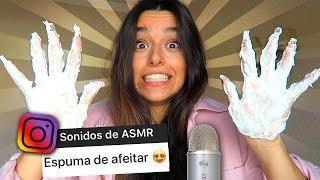 MI PRIMER ASMR *MIS SEGUIDORES DECIDEN LOS SONIDOS* - Marta